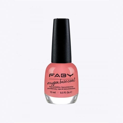 Image of faby oxygen base coat
