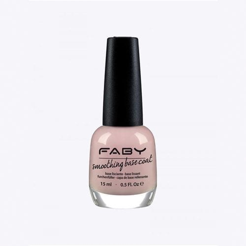 Image of faby smoothing base coat