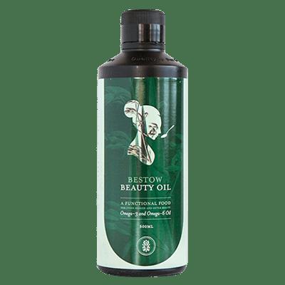 Image of Bestow Beauty Oil bottle