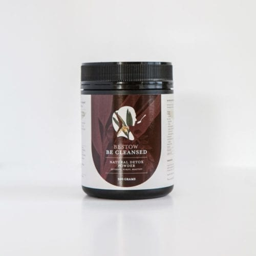 Image of Bestow beauty be cleansed powder