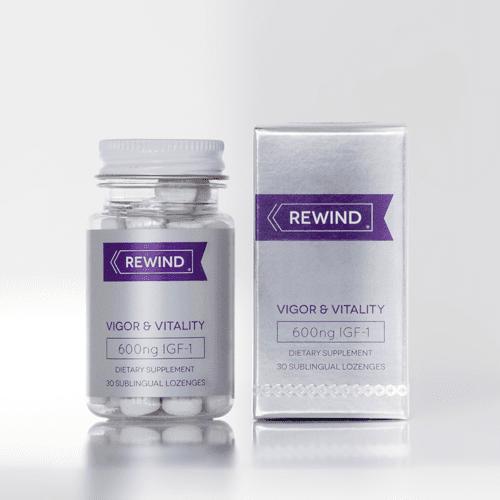 Image of Rewind health supplements