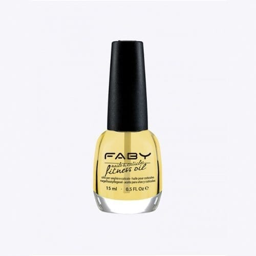 Image of faby nail fitness oil