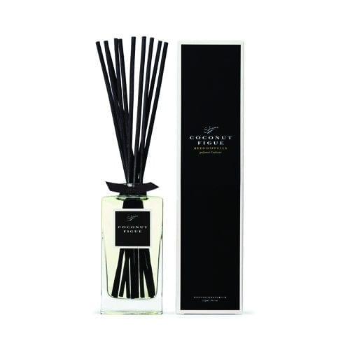 Image of Sohum Classic black coconut figue diffuser
