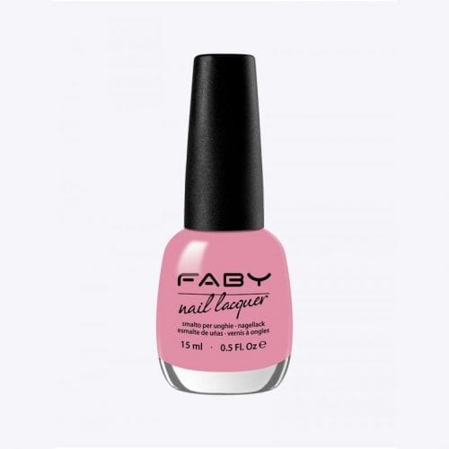 Image of a soft pink nail lacquer