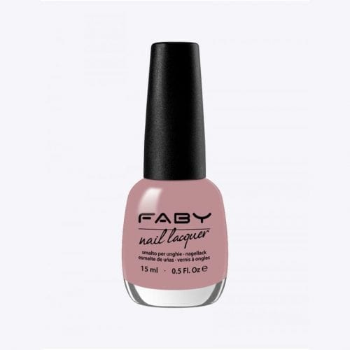 Image of a warm pink beige nail lacquer