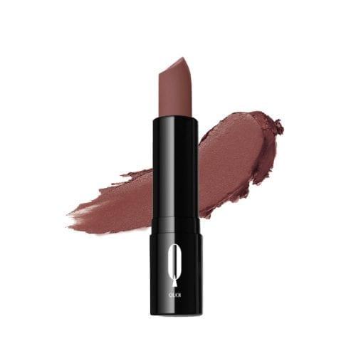 Image of a Quoi Ultra Matte Lipstick in Risque