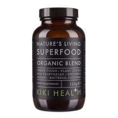Kiki Health Nature's Living Superfood Health Supplement